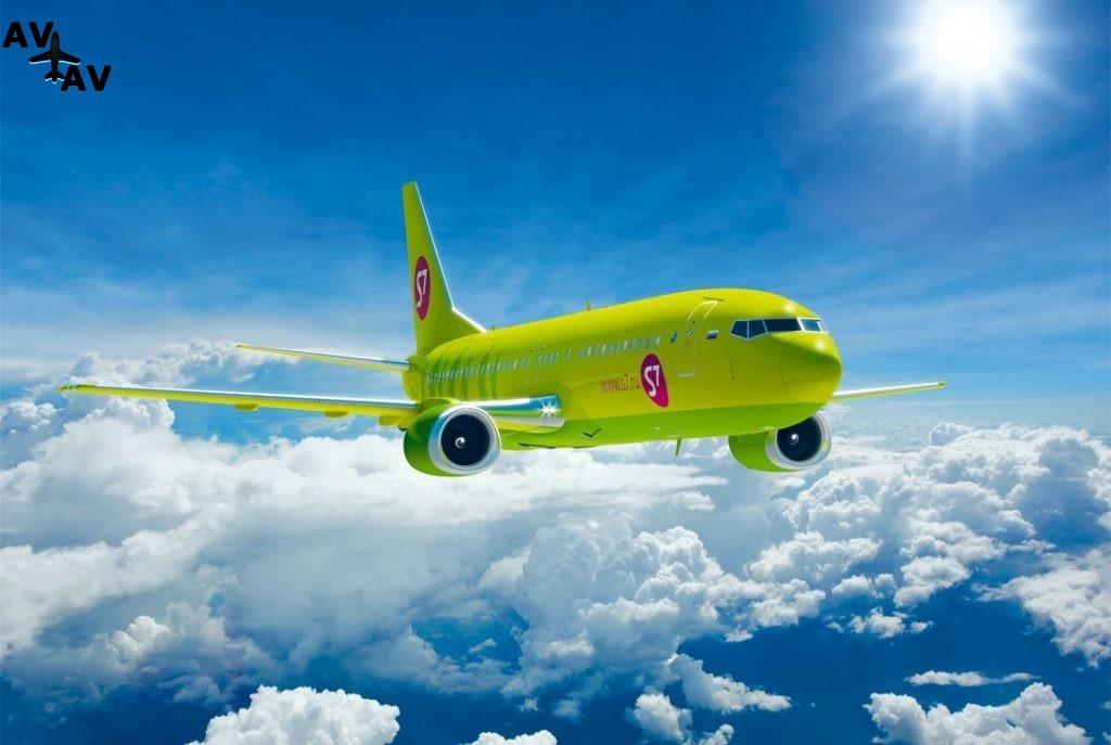 S7 Airlines 1024x687 - Авиакомпания S7 Airlines открывает рейсы из Санкт-Петербурга в Испанию