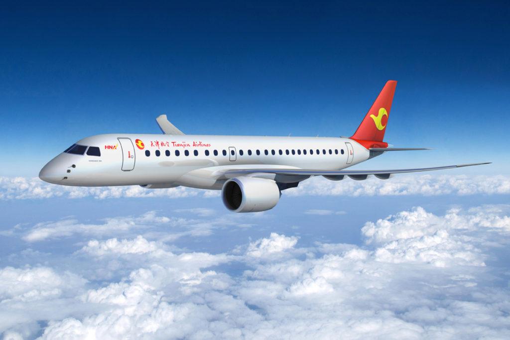 Tianjin Airlines  1024x683 - Авиакомпания Tianjin Airlines разрешила использование гаджетов