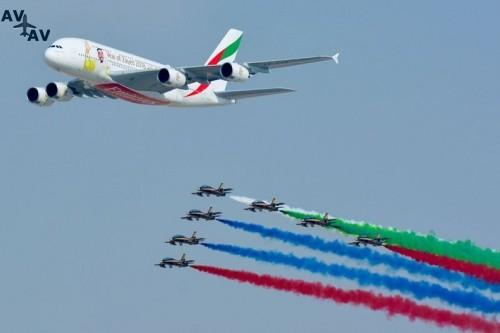 a380 4 - Основные факторы успеха авиакомпании Emirates в прошлом году