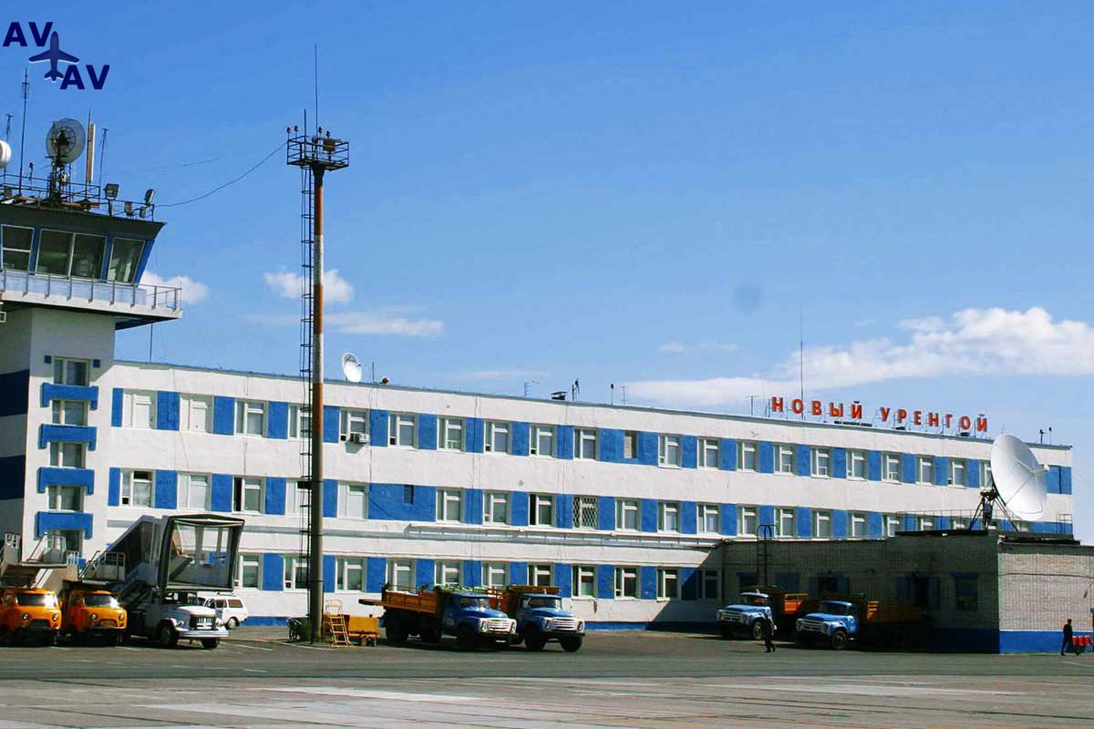aeroport novyj urengoj - Реконструкцией аэропорта Нового Уренгоя займется Уренгойаэроинвест