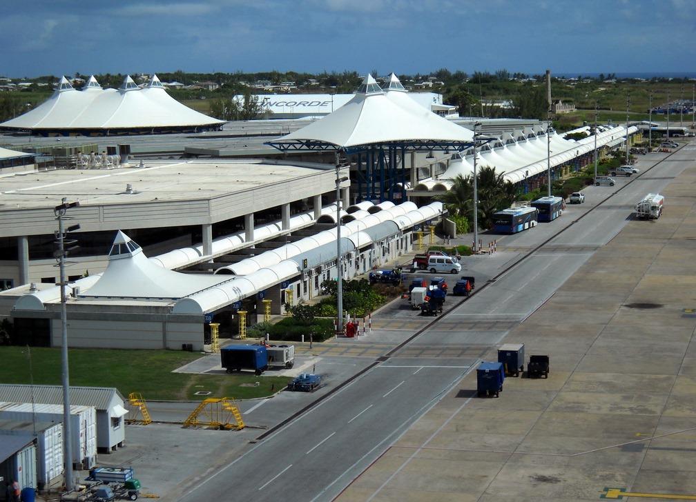 Аэропорты Барбадос