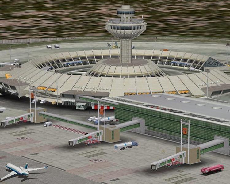 air zvartnotz - Аэропорты Армении