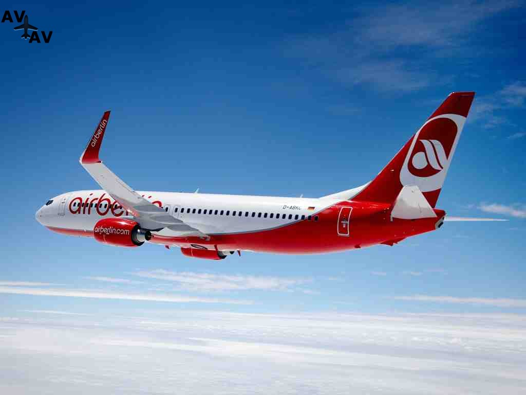 airberlin - Авиакомпания Air Berlin выставила на торги свое имущество