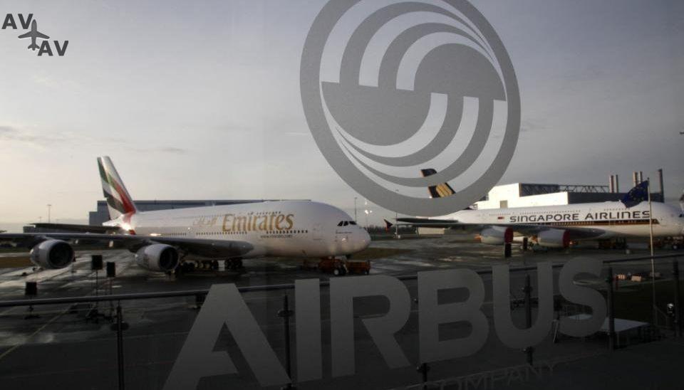 airbus emirates - Судьба superjumbo A380 висит на волоске. Спасти его могут только арабы