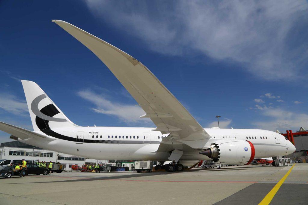 b787vip 1024x682 - Самый дорогой частный самолет в мире