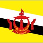 brunei flag 150x150 - Список аэропортов по странам
