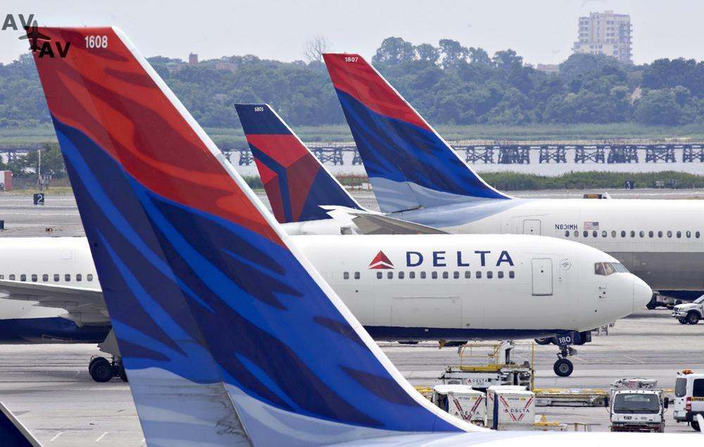 delta - Китай потребовал от авиакомпании Delta извинений