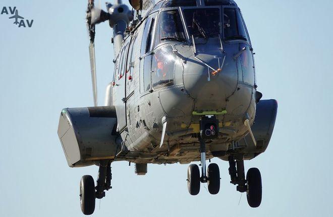 eagle - В Airbus Helicopters тестируют инновационную систему посадки