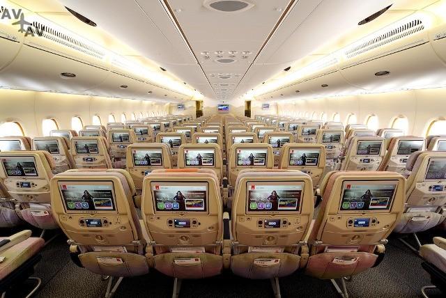 emirates economy - Основные факторы успеха авиакомпании Emirates в прошлом году