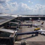 Аэропорт Внуково обслужил в ноябре 1,28 миллиона пассажиров