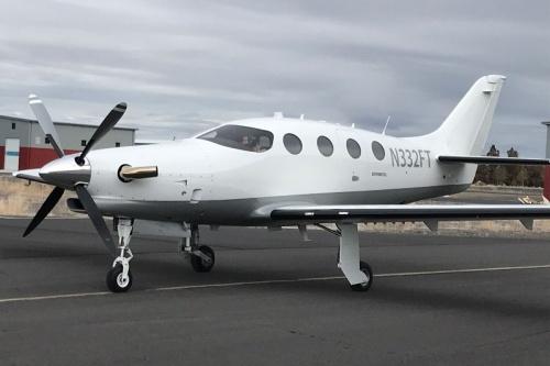flight 1 - Второй прототип Epic E1000 совершил первый полет