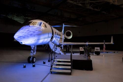 g450 - Gulfstream завершил производство модели  G450