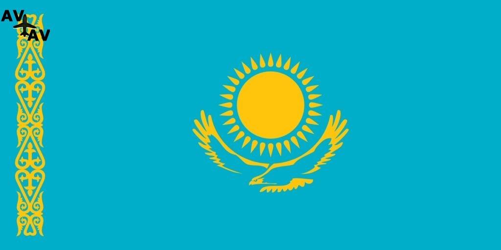 Аэропорты Казахстана с кодами IATA и ICAO