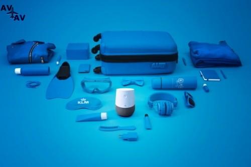 klm 1 - Робот от авиакомпании KLM поможет упаковать багаж