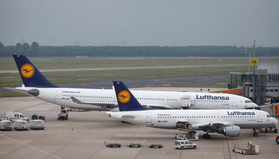 lufthansa rynair1 - Группа Lufthansa  вновь перевозчик №1 в Европе