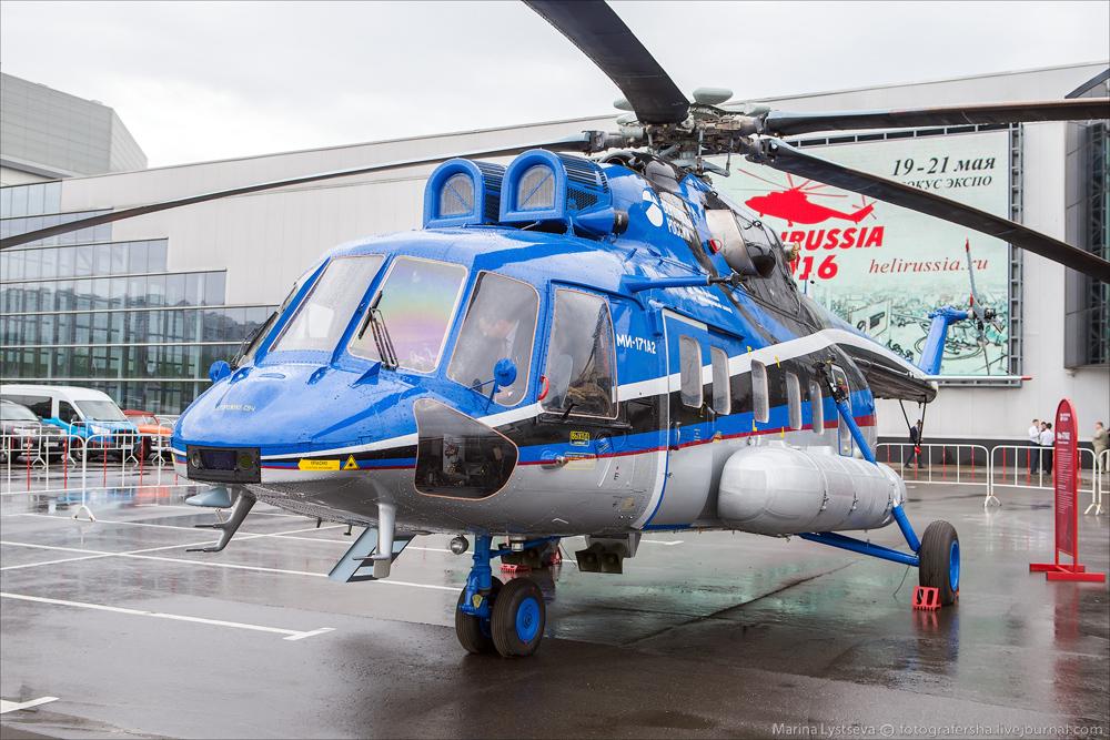 mi 141a2 - Вертолеты Ми-171А2 успешно прошли испытания в экстремальных условиях