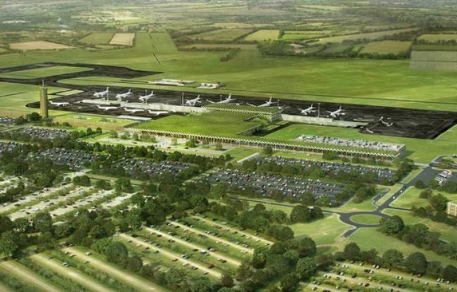 """nantes - """"Зеленые"""" победили. Нового аэропорта в Нанте не будет"""