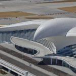 novyj aeroport v stolitse turkmenistana prosto porazhaet svoej krasotoj nastoyashhij dvorets 007 150x150 - Аэропорты Туркменистана