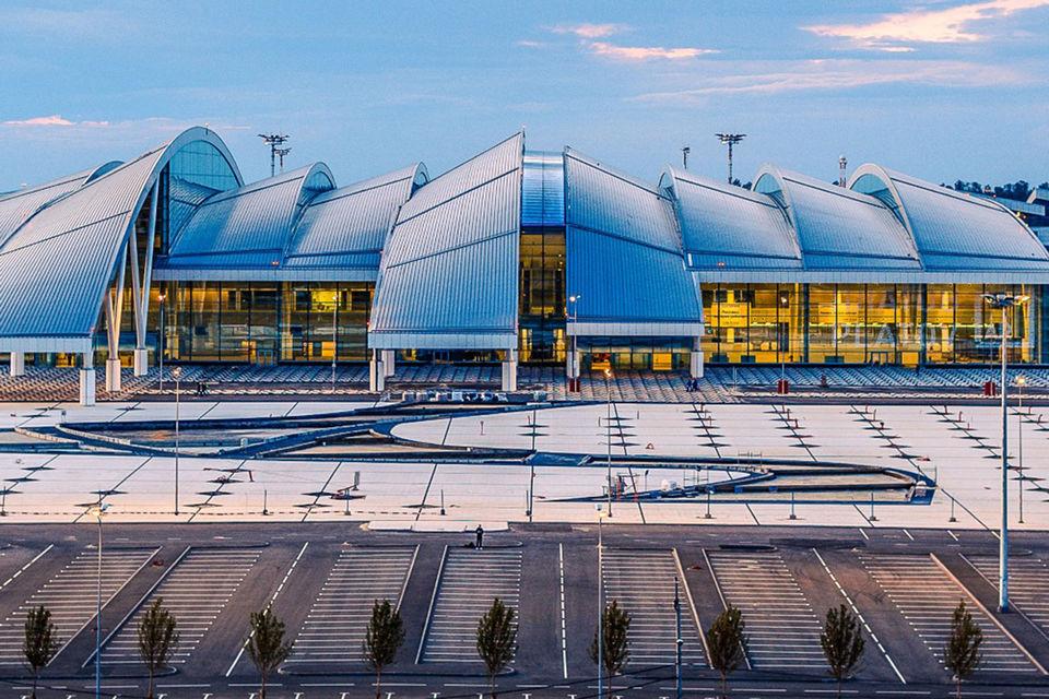 platov 2 - Аэропорт «Платов» расширит втрое парковочную стоянку