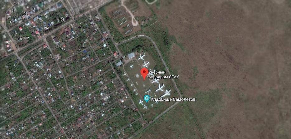 pogost - Куда деваются старые самолеты в России?