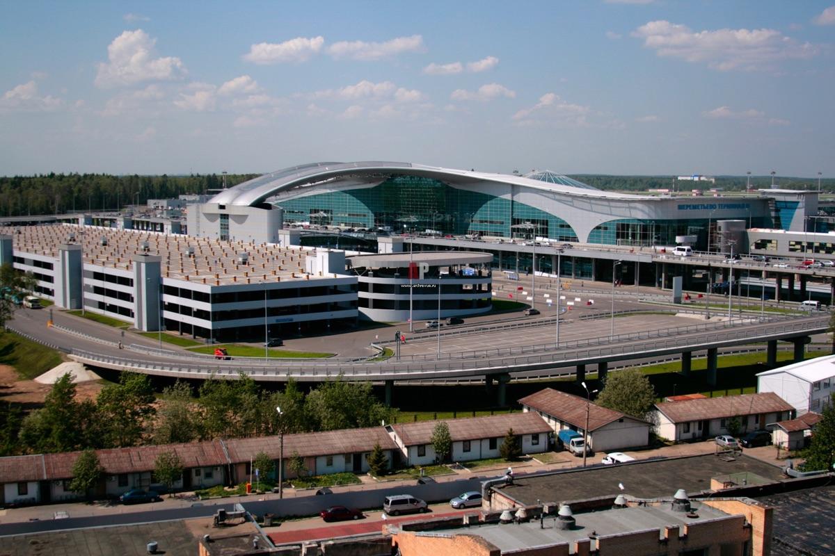 sheremet - Аэропорт «Шереметьево» возместит ущерб за загрязнение реки Клязьма