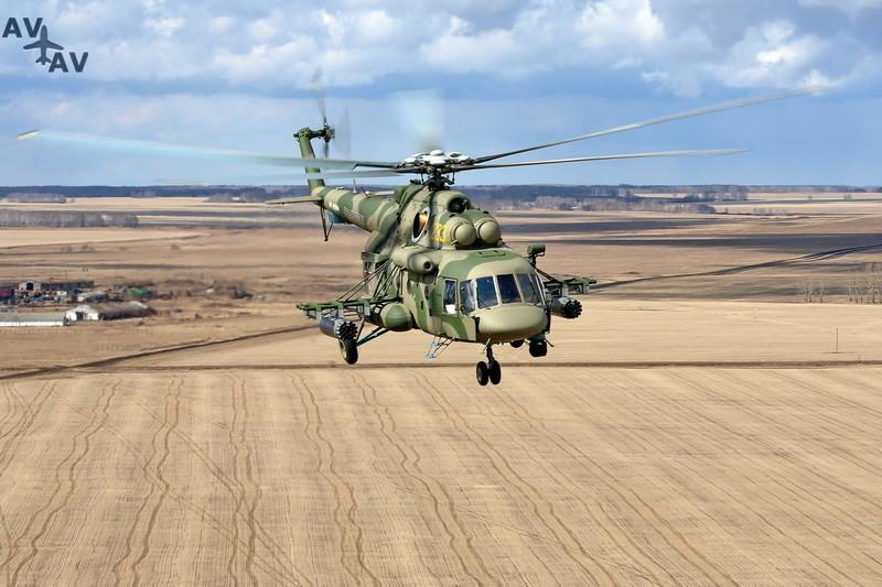 Вертолет «Терминатор» с VIP-салоном создадут в 2018 году