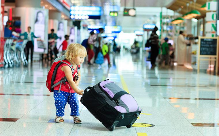 traveling with kids - Как с пользой провести время в аэропорту между пересадками