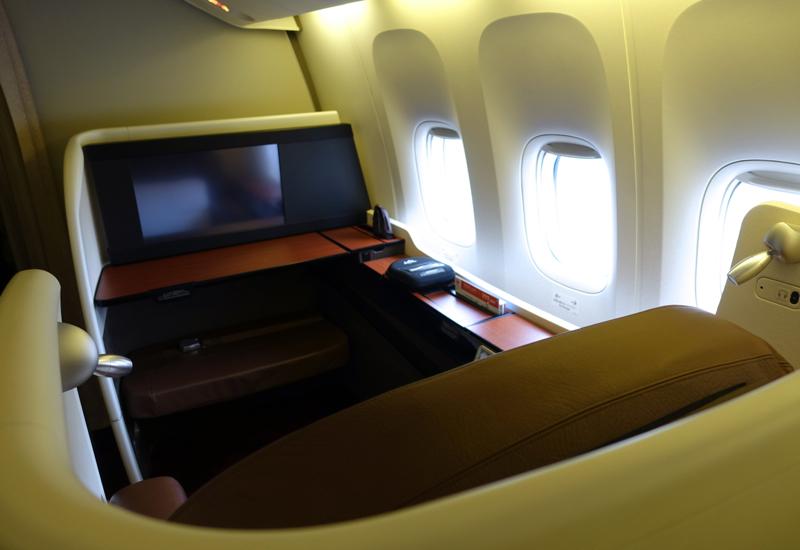 travelsort 3512 - Как выглядит первый класс в самолетах личших авиакомпаний