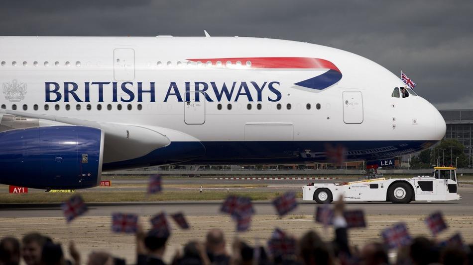 11 - У авиакомпании British Airways появится Wi-Fi на дальних рейсах