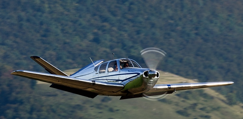 156127 - Beechcraft Bonanza 35