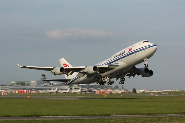 4477 - Список авиакомпаний - последних пользователей легендарного Boeing B747