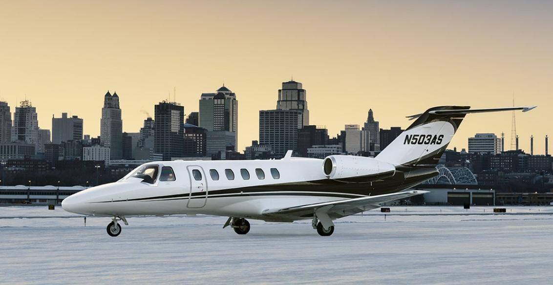 Самолет деловой авиации