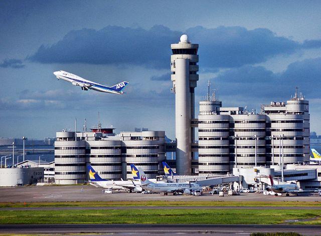 640px Haneda Airport Terminal 1 - Самый пунктуальный аэропорт планеты