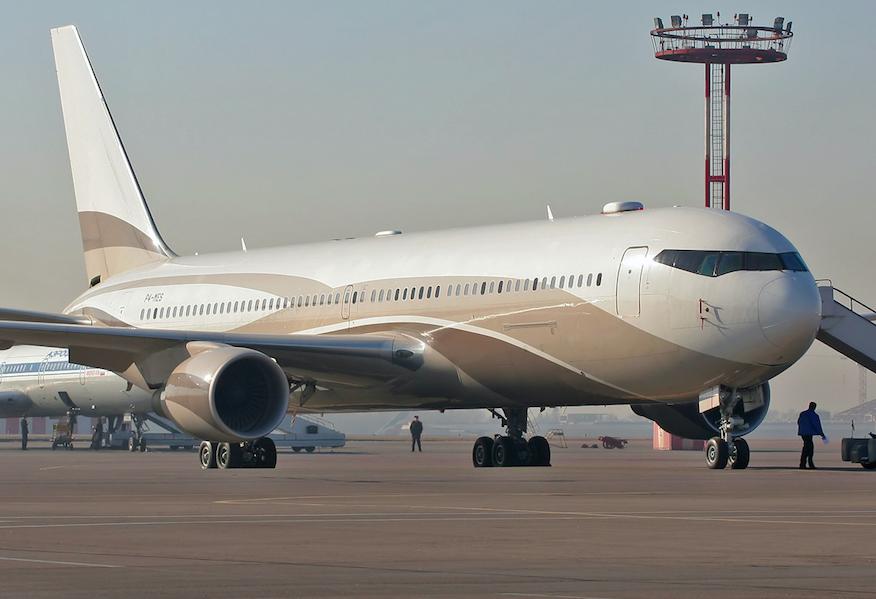 929 07906 - Boeing Business Jet: сколько стоит?
