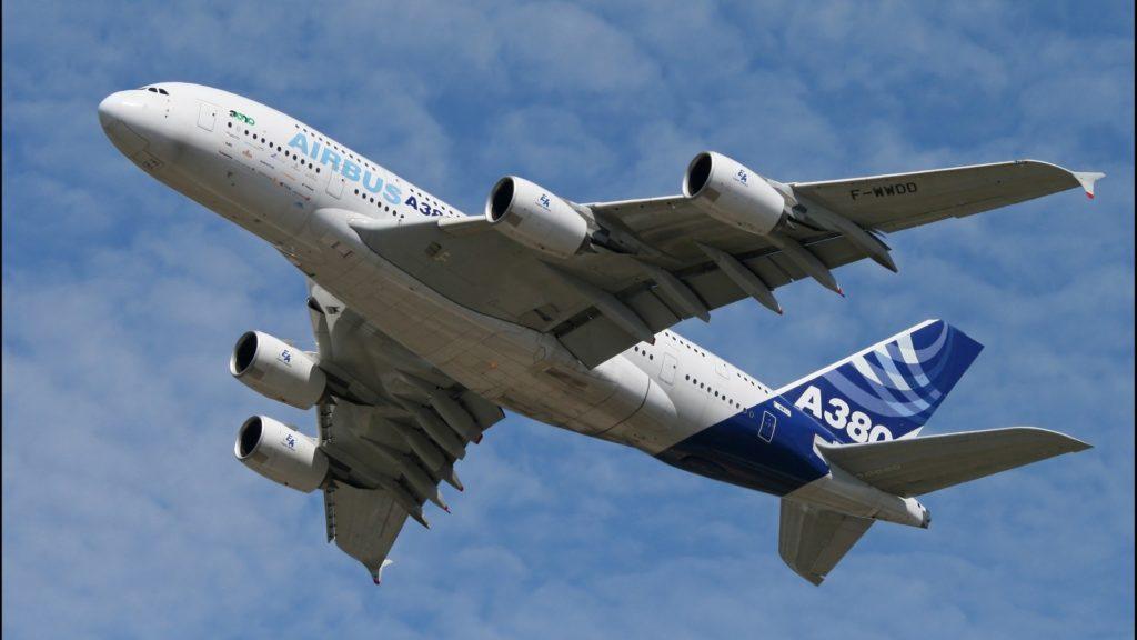 974 1e8cd 1024x576 - Airbus A380: история и успех крупнейшего авиалайнера
