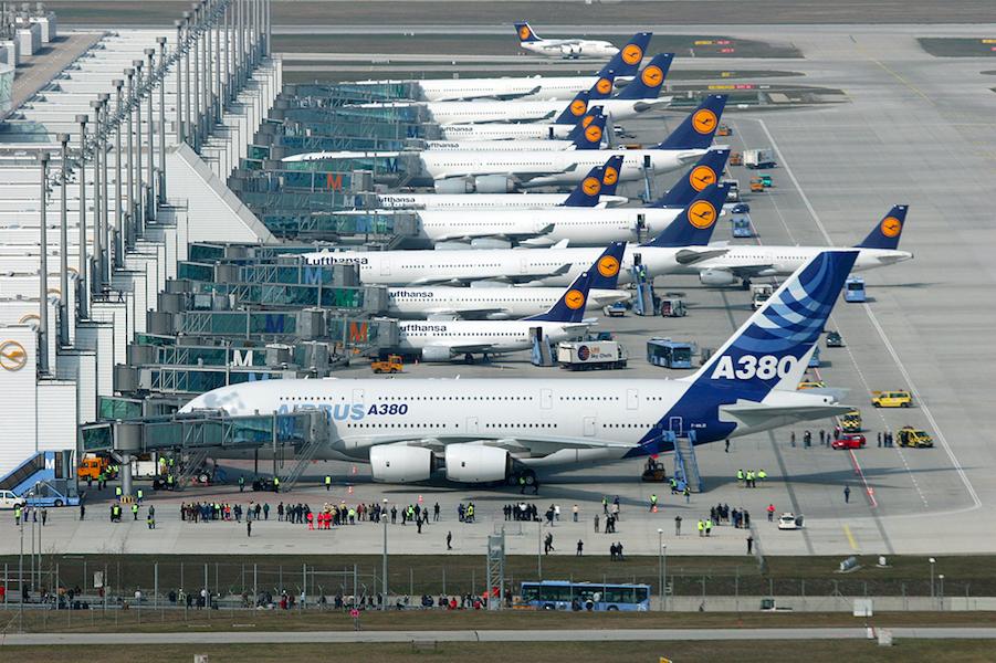974 5fb03 - Airbus A380: история и успех крупнейшего авиалайнера