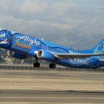 Alaska Airlines 150x150 - Пассажиры самолета заперли в туалете голого авиадебошира