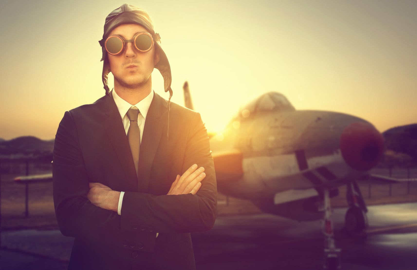 Fotolia 112920354 Subscription Monthly M - Аренда частного самолета. Что мешает Вам арендовать бизнес-джет?