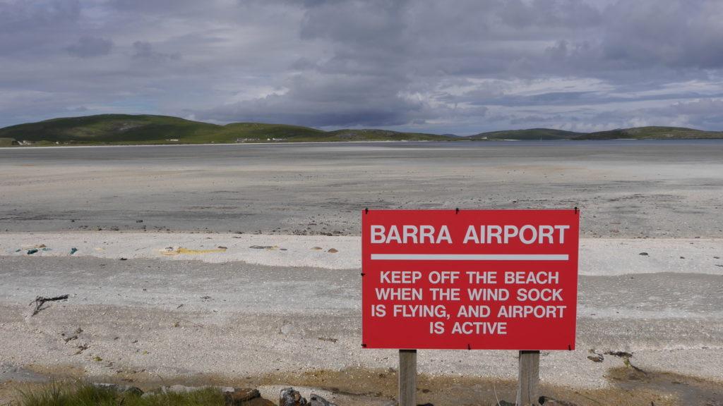 Fotolia 163408867 Subscription Monthly M 1024x576 - Аэропорт Барра - Великобритания - BRR - EGPR- Barra Airport - UK