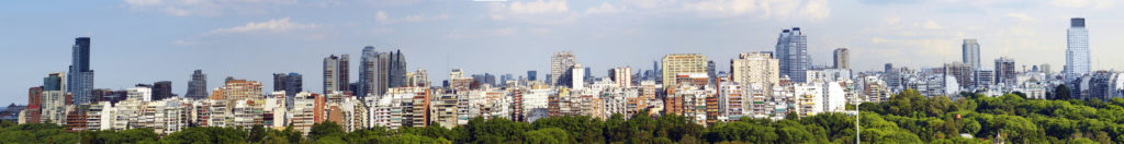 Буэнос Айрес. Аргентина. Superpanorama Buenos Aire. Argentinien