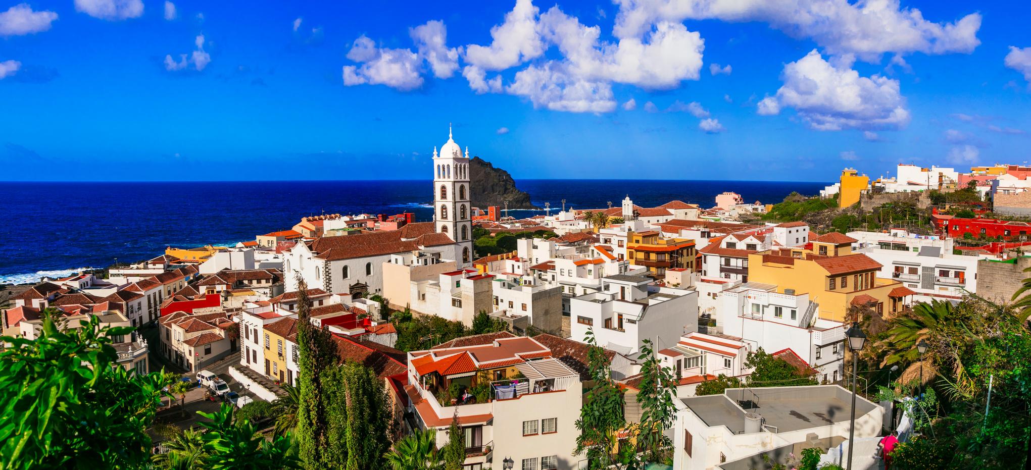 8 причин слетать на Тенерифе зимой