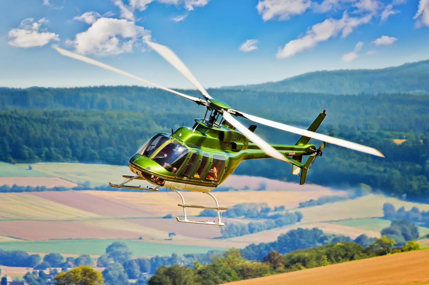 Преимущества и доступность частных вертолетов