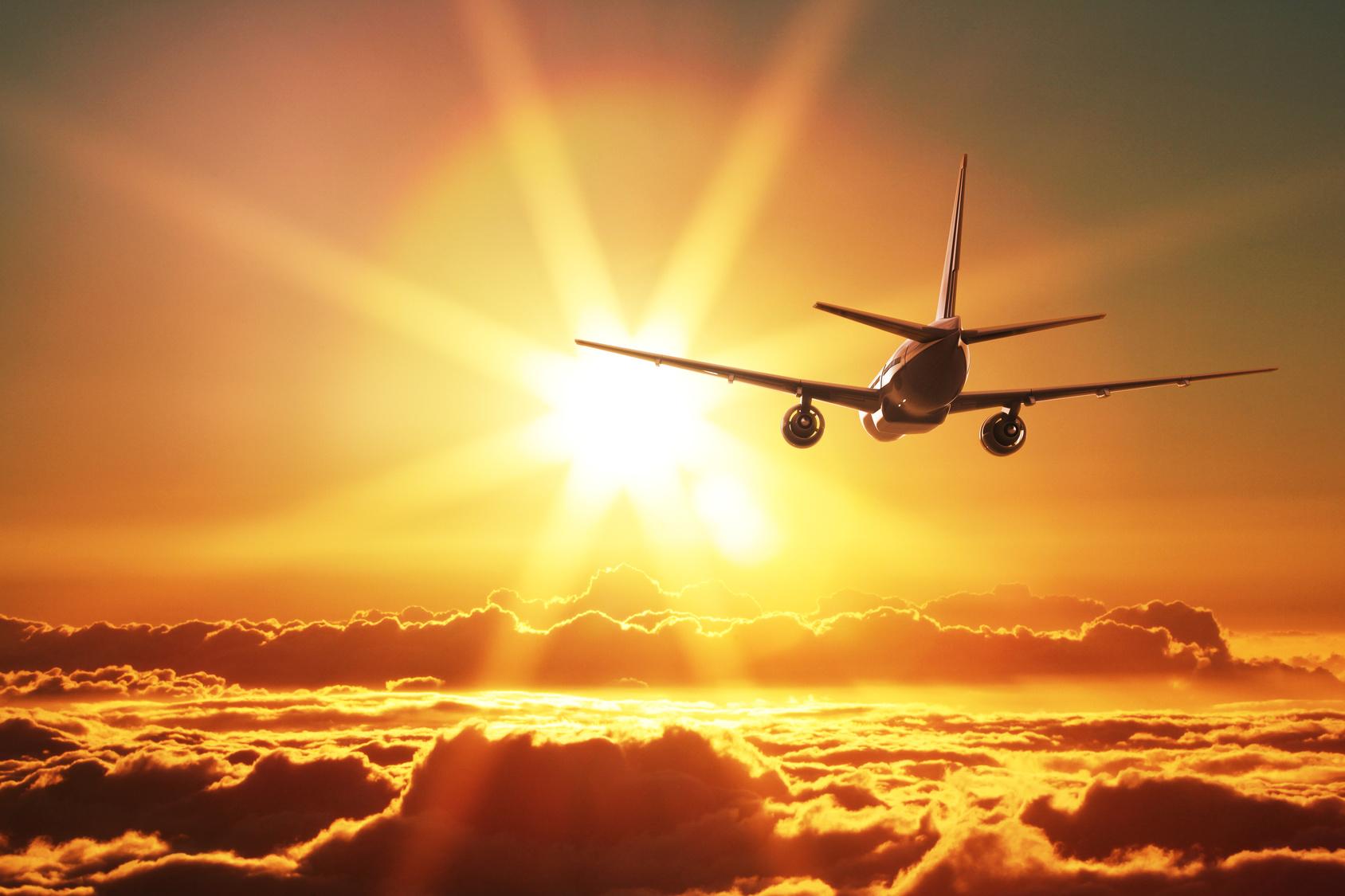 Красивые картинки на самолетах