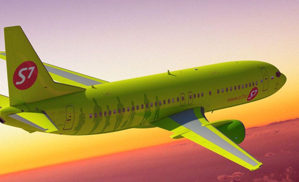 S7 Airlines 1024x626 - S7 Airlines открывает регулярные рейсы из Санкт-Петербурга в Барселону
