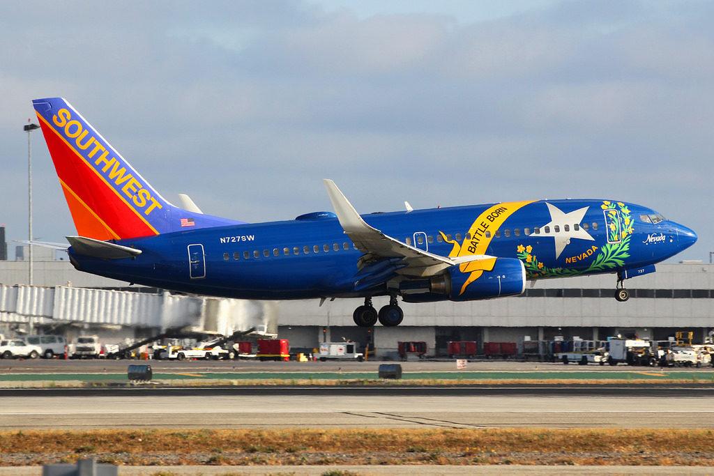 Southwest Airlines 1024x683 - Авиакомпанию Southwest Airlines обвинили в дискриминации