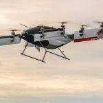 Vahana 150x150 - Автономное аэротакси Airbus впервые совершило испытательный полет