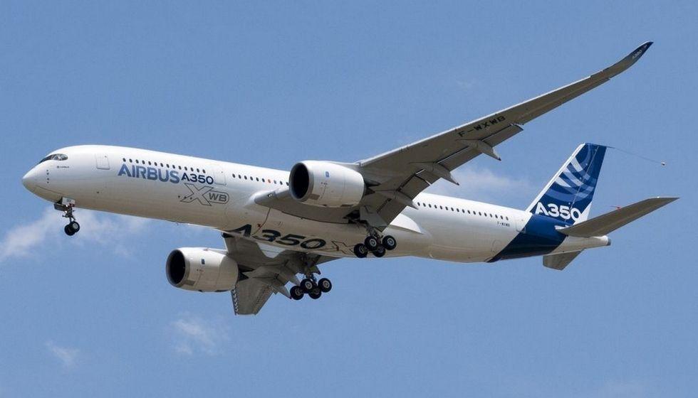 a350xl - Airbus отказался от планов выпуска большей версии A350
