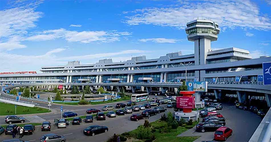 aeroport minsk 3 - В Белоруссии туристам увеличат срок безвизового пребывания