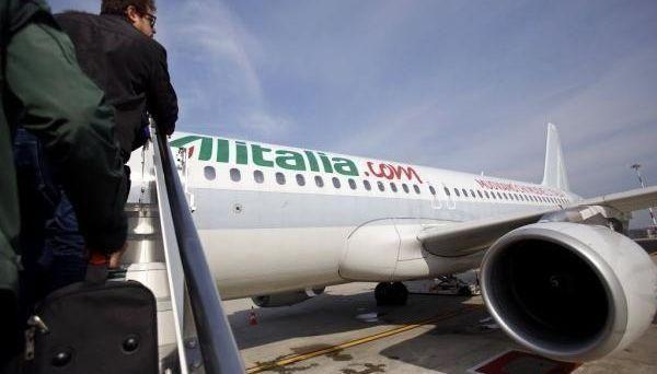 alitalia - Микроскопический успех авиакомпании Alitalia