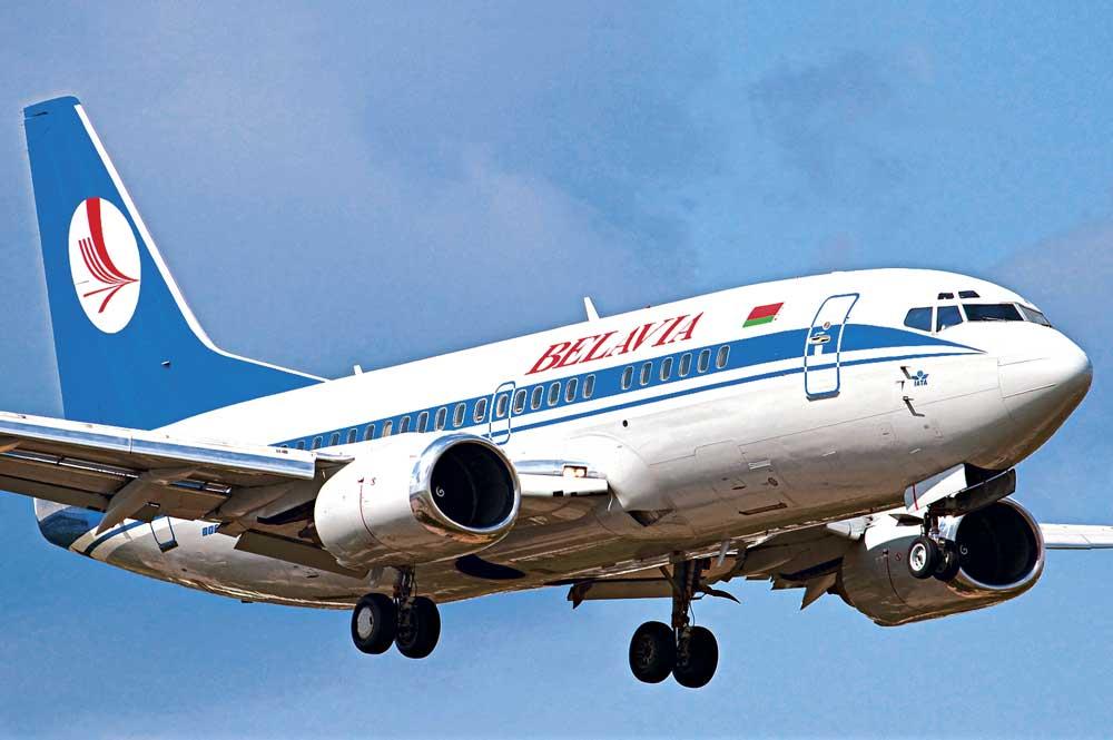 "belavia - Авиакомпания ""Белавиа"" снизила цену на билеты"